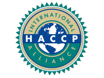 Hazard Analysis Critical Control Point (HACCP) Badge